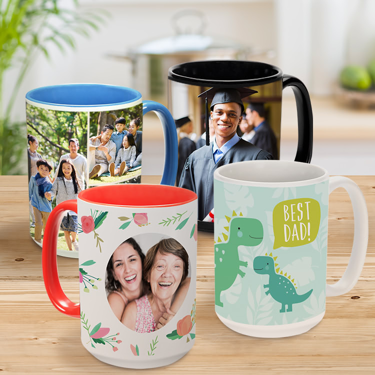 15 oz. Photo Mugs - Sample Photo 1 of 4