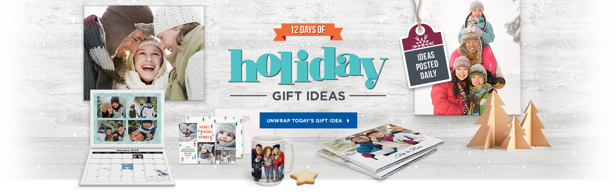 12 Days of Holidays Gift Ideas