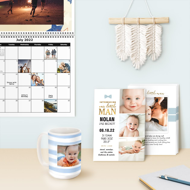 Personalized Photo Gifts & Online Photo Printing