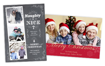 holiday costco photo center - Holiday Christmas Cards
