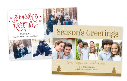 Holiday costco photo center seasons greetings m4hsunfo