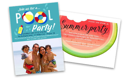 Summer & Pool Party