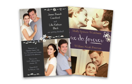 wedding invitations - Wedding Invitations Costco