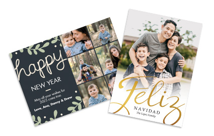 Costco Christmas Cards 2021 Christmas Cards Holiday Stationery Cards Costco Photo Center