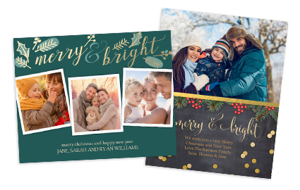 merry christmas - Costco Christmas Photo Cards