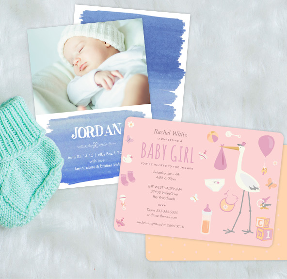 Tips HowTos Ideas and Inspiration – Costco Birth Announcements